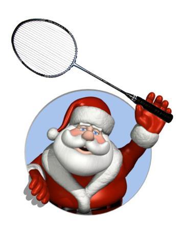 Badminton Tournoi de Noël
